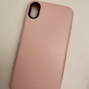 Accessories - iPhone XS Max Casey case - brand new